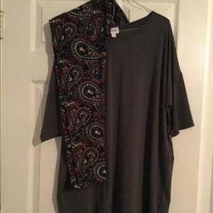Lularoe outfit xl Irma & TCLeggings